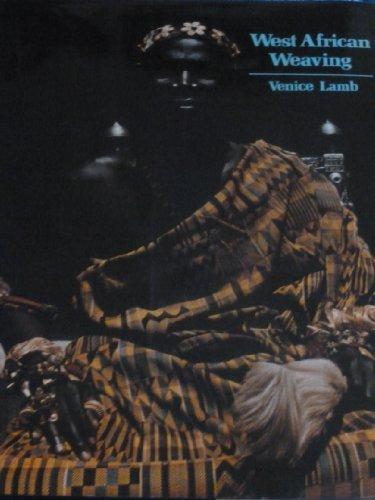 9780715609057: West African Weaving