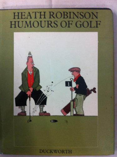 9780715609156: Humours of Golf