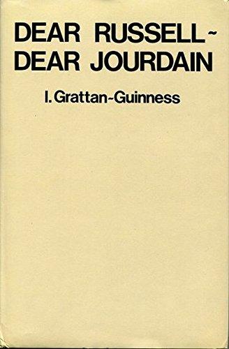 9780715610107: Dear Russell - Dear Jordain