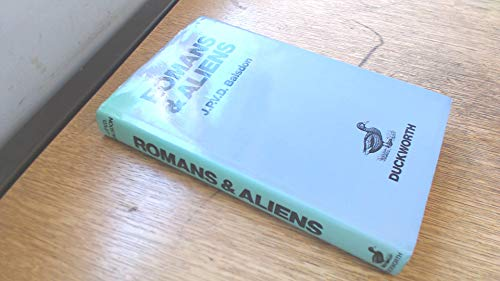 9780715610435: Romans and aliens