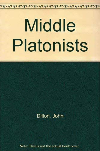 9780715610916: Middle Platonists