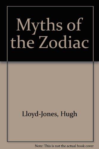 9780715610961: Myths of the zodiac