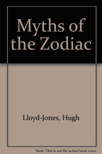 9780715610961: Myths of the zodiac