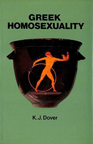 9780715611111: Greek Homosexuality