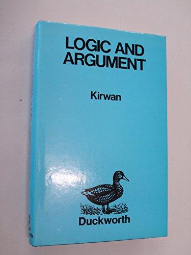 9780715611401: Logic and Argument
