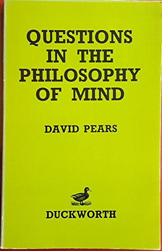 9780715612026: Questions in the Philosophy of Mind