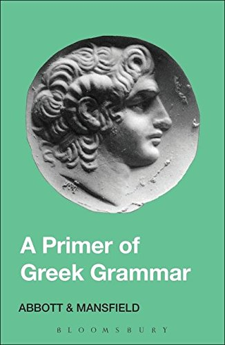 9780715612583: Primer of Greek Grammar