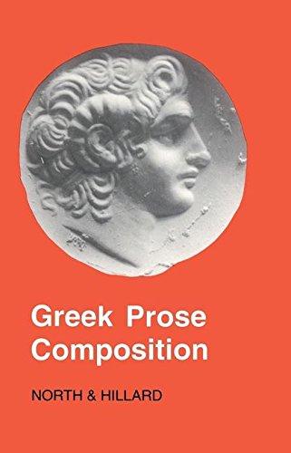 9780715612842: Greek Prose Composition