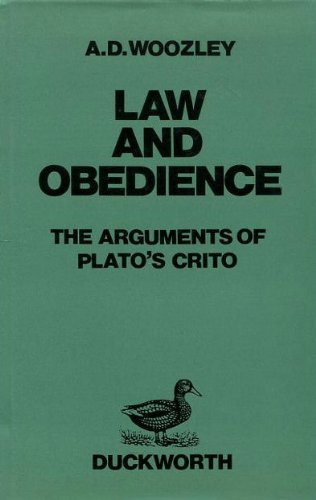9780715613290: Law and Obedience: Arguments of Plato's