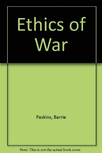 9780715613542: The Ethics of War