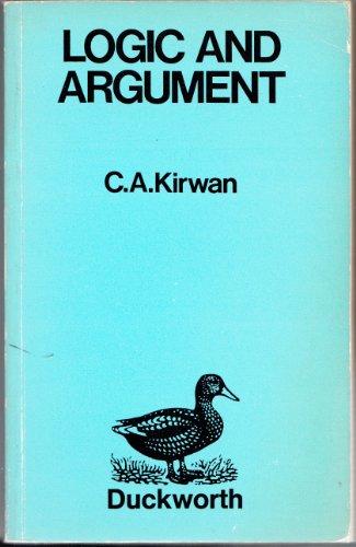 9780715614129: Logic and Argument