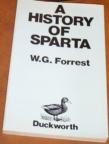 9780715614235: History of Sparta 950-192 B.C.