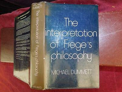 9780715614501: Interpretation of Frege's Philosophy