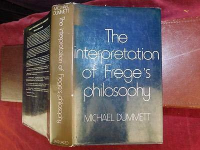 9780715614501: Interpretation of Frege's Philosophy