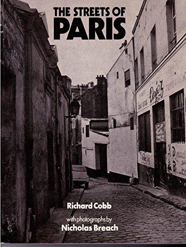 9780715614600: Streets of Paris