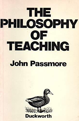 9780715614655: Philosophy of Teaching