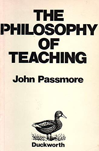 9780715614655: Philosophy of Teaching