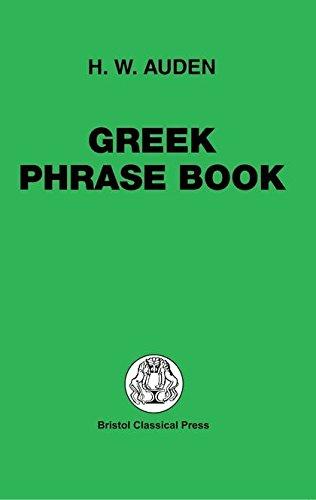 9780715614686: Greek Phrase Book (Greek Language)
