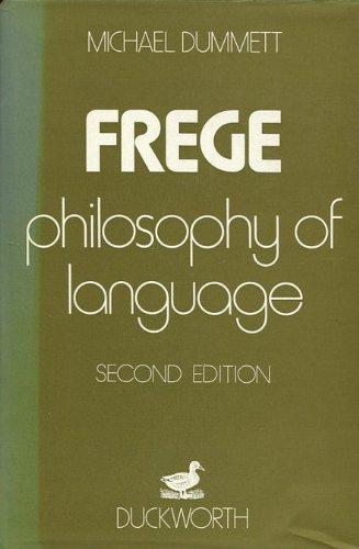 9780715615683: Frege, Philosophy of Language
