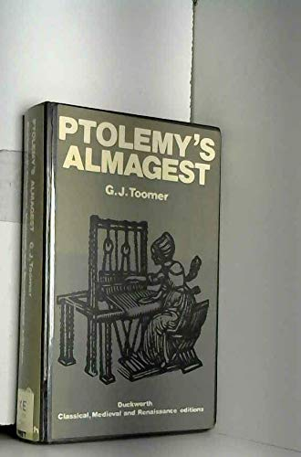 9780715615881: The Almagest (Duckworth classical, medieval, and renaissance editions)