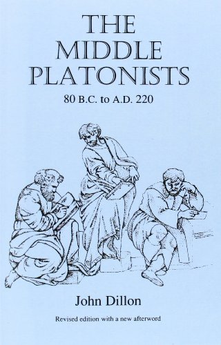 9780715616048: The Middle Platonists (Classical Life and Letters)