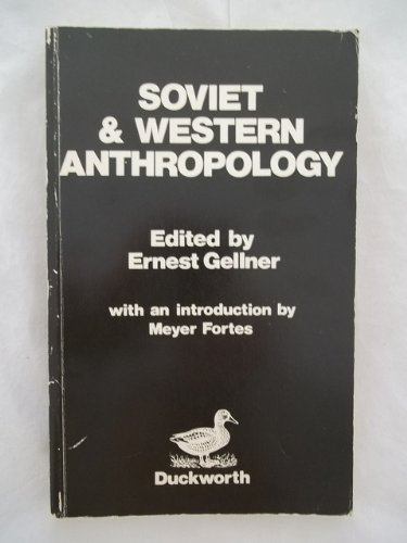 9780715616277: Soviet and Western Anthropology