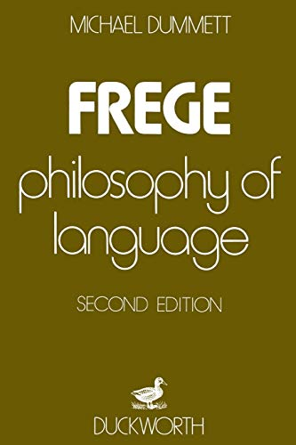 9780715616499: Frege: Philosophy of Language