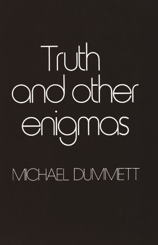 9780715616505: Truth and Other Enigmas