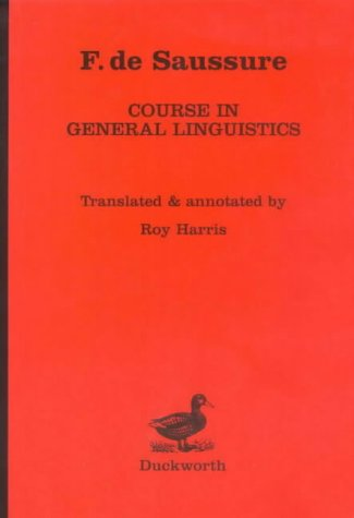 9780715616703: Course in General Linguistics
