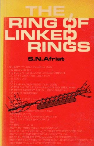 9780715616864: Ring of linked rings