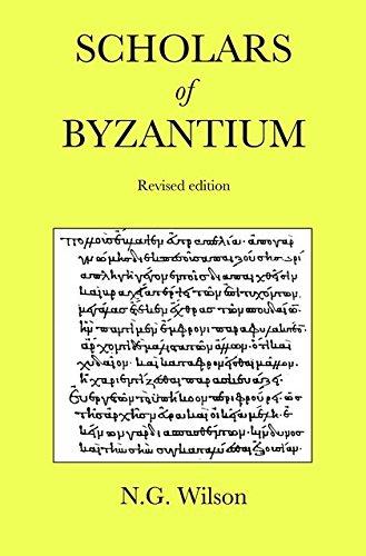 9780715617410: Scholars of Byzantium