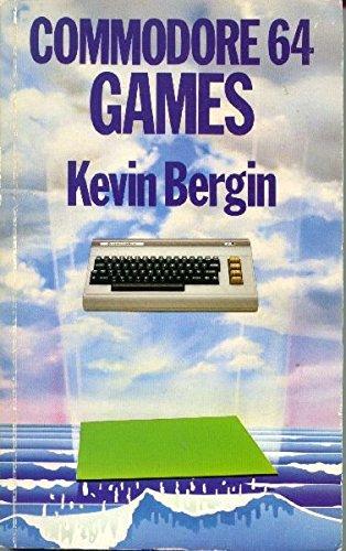 9780715617977: Commodore 64 Games