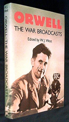 9780715619162: Orwell: The War Broadcasts