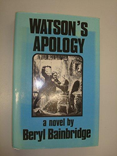 9780715619353: Watson's Apology