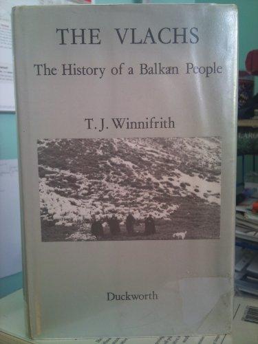 The Vlachs: Winnifrith, T.J.