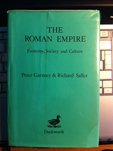 9780715621455: The Roman Empire: Economy Society and Culture