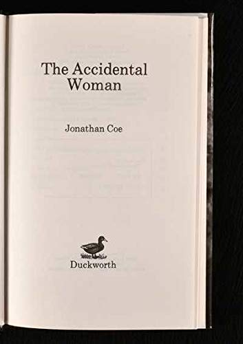 9780715621578: The Accidental Woman
