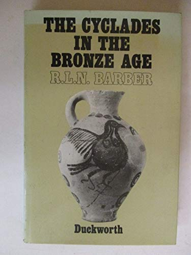 9780715621608: The Cyclades in the Bronze Age