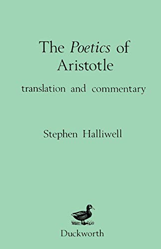 9780715621769: The Poetics of Aristotle: Translation and Commentary