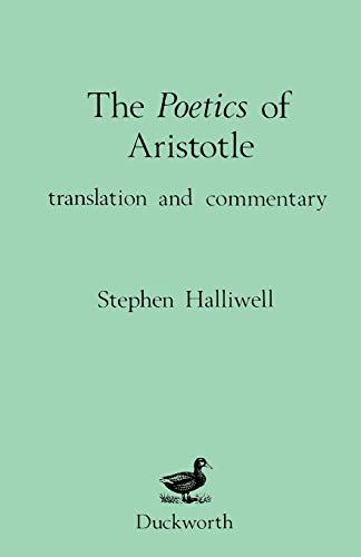 9780715621769: The Poetics of Aristotle