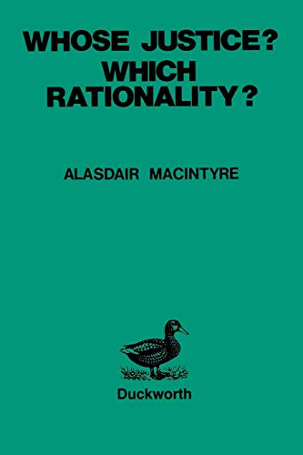 9780715621998: Whose Justice? - Which Rationality?