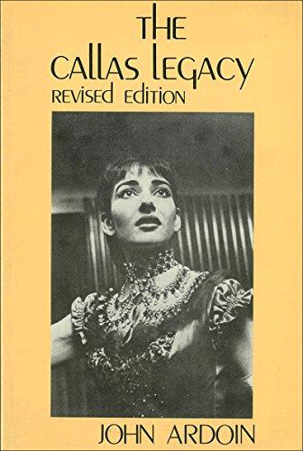 The Callas Legacy: Ardoin, John