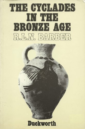 9780715622230: Cyclades in the Bronze Age