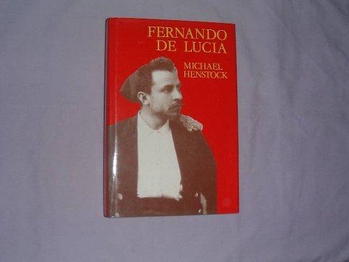 9780715623251: Fernando de Lucia