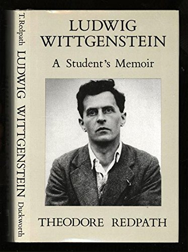 9780715623299: Ludwig Wittgenstein: A Student's Memoir