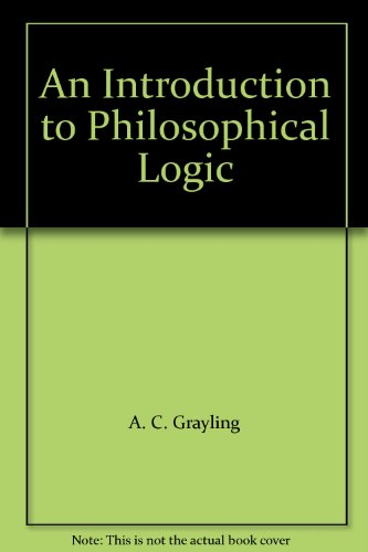 9780715623534: An Introduction to Philosophical Logic