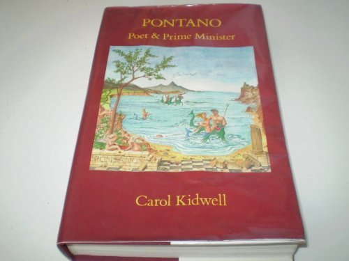 9780715623558: Pontano: Poet and Prime Minister (English and Latin Edition)