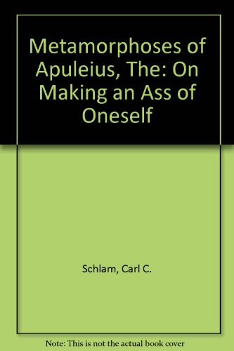 9780715624029: The Metamorphoses Of Apuleius: On Making An Ass Of Oneself