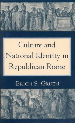 9780715624425: Culture and National Identity in Republican Rome