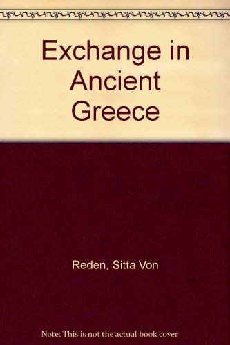 9780715626009: Exchange in Ancient Greece